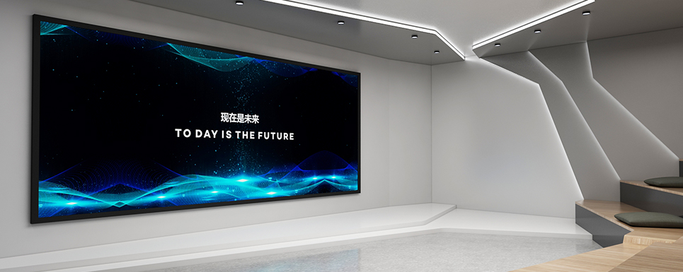 中天未来城概念馆―展馆设计